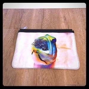 Proenza Schouler make up bag. iPad bag.